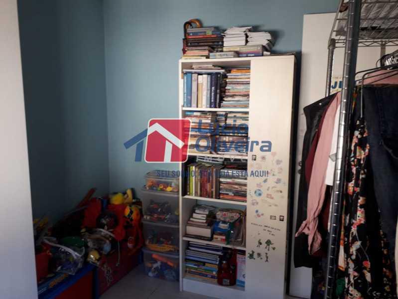 17 Quarto Solteiro - Apartamento à venda Rua Cordovil,Parada de Lucas, Rio de Janeiro - R$ 195.000 - VPAP21462 - 12