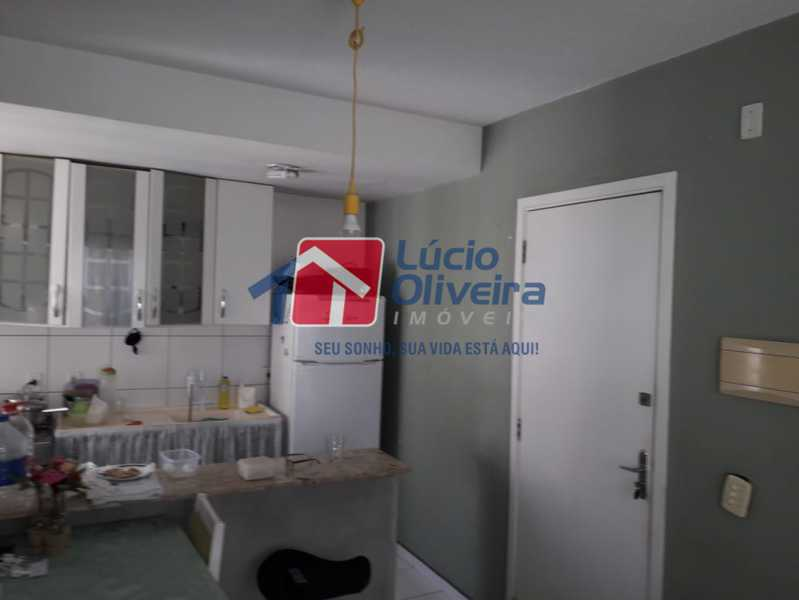 20- Cozinha - Apartamento à venda Rua Cordovil,Parada de Lucas, Rio de Janeiro - R$ 195.000 - VPAP21462 - 13