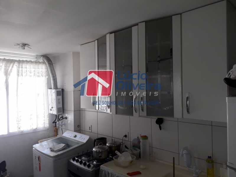 21 -Área - Apartamento à venda Rua Cordovil,Parada de Lucas, Rio de Janeiro - R$ 195.000 - VPAP21462 - 14