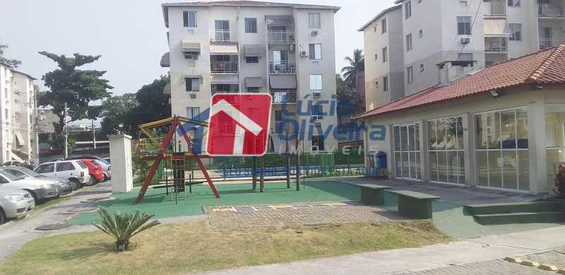 40- Área Infantil - Apartamento à venda Rua Cordovil,Parada de Lucas, Rio de Janeiro - R$ 195.000 - VPAP21462 - 17