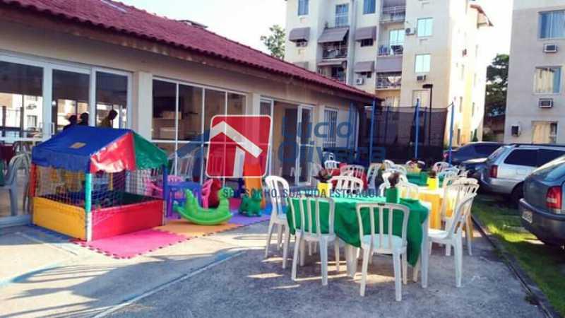 43 - Salão de Festas - Apartamento à venda Rua Cordovil,Parada de Lucas, Rio de Janeiro - R$ 195.000 - VPAP21462 - 19