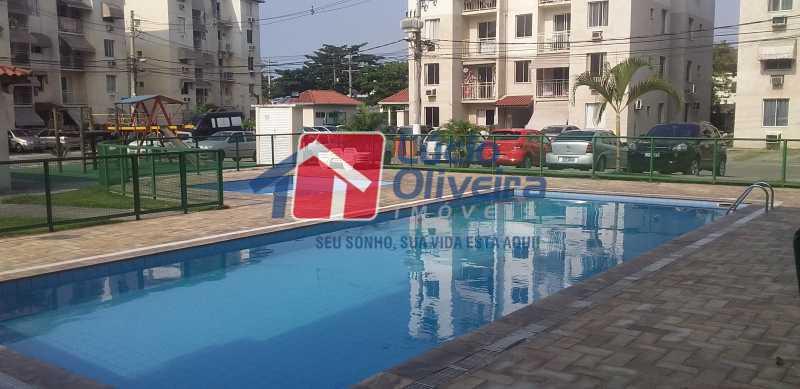 46- Piscina - Apartamento à venda Rua Cordovil,Parada de Lucas, Rio de Janeiro - R$ 195.000 - VPAP21462 - 22