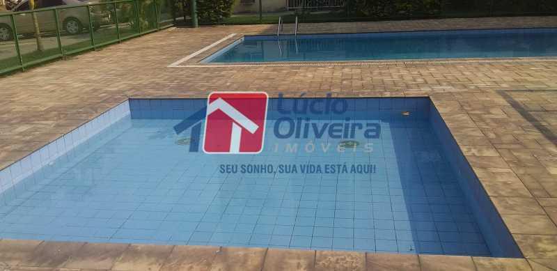 48 - Piscina - Apartamento à venda Rua Cordovil,Parada de Lucas, Rio de Janeiro - R$ 195.000 - VPAP21462 - 24