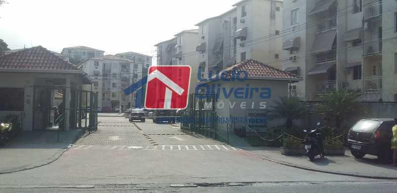 50 - Portaria - Apartamento à venda Rua Cordovil,Parada de Lucas, Rio de Janeiro - R$ 195.000 - VPAP21462 - 26
