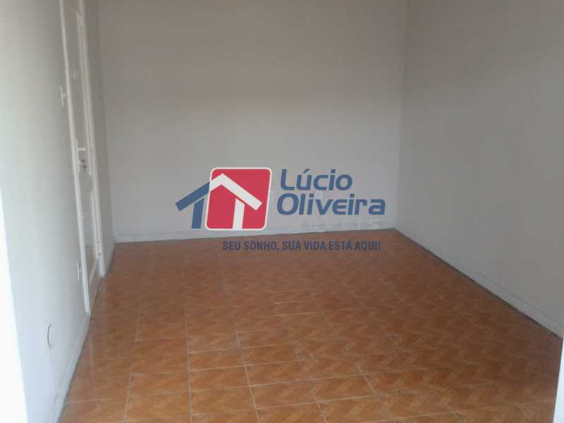 3-Quarto2 - Apartamento à venda Rua Manuel Fontenele,Higienópolis, Rio de Janeiro - R$ 190.000 - VPAP21463 - 4
