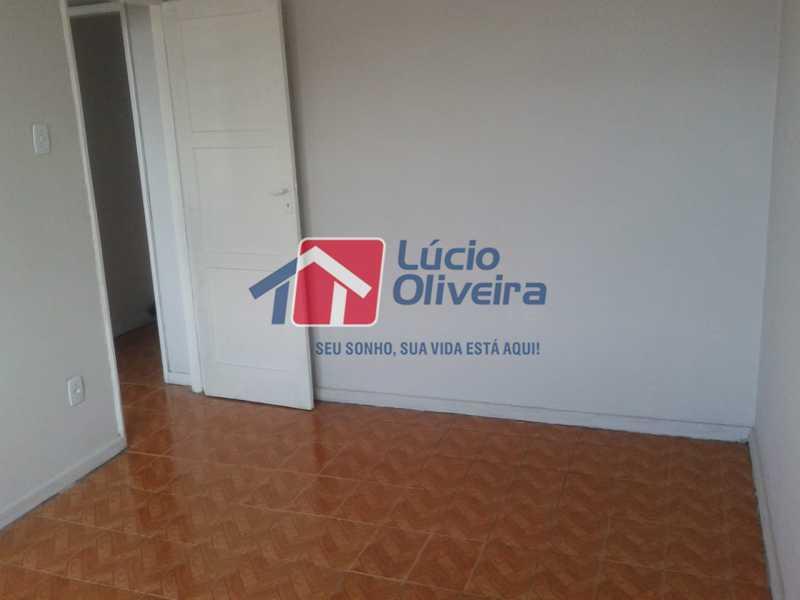 5-Quarto1 - Apartamento à venda Rua Manuel Fontenele,Higienópolis, Rio de Janeiro - R$ 190.000 - VPAP21463 - 6