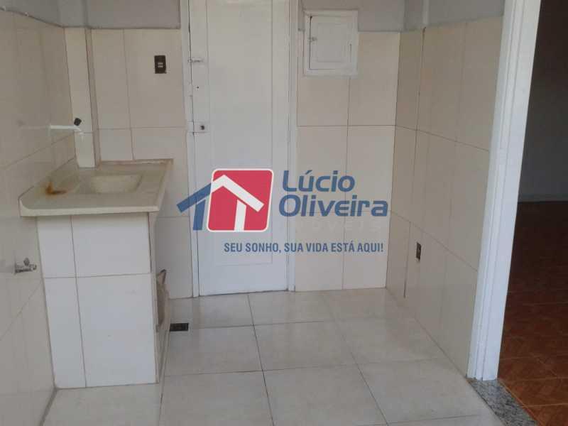 7-Cozinha.... - Apartamento à venda Rua Manuel Fontenele,Higienópolis, Rio de Janeiro - R$ 190.000 - VPAP21463 - 8
