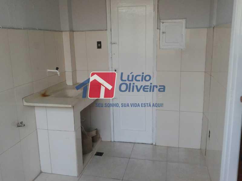 8-Cozinha - Apartamento à venda Rua Manuel Fontenele,Higienópolis, Rio de Janeiro - R$ 190.000 - VPAP21463 - 9