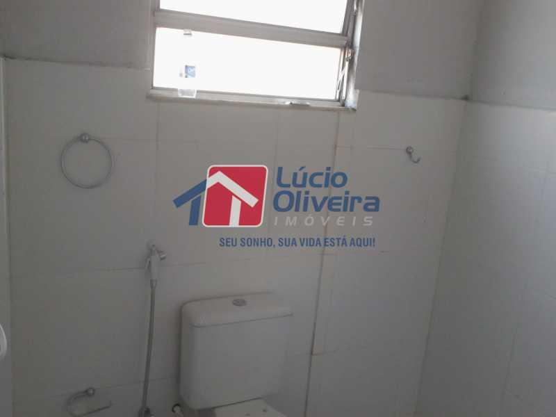 11-Banheiro social.. - Apartamento à venda Rua Manuel Fontenele,Higienópolis, Rio de Janeiro - R$ 190.000 - VPAP21463 - 12