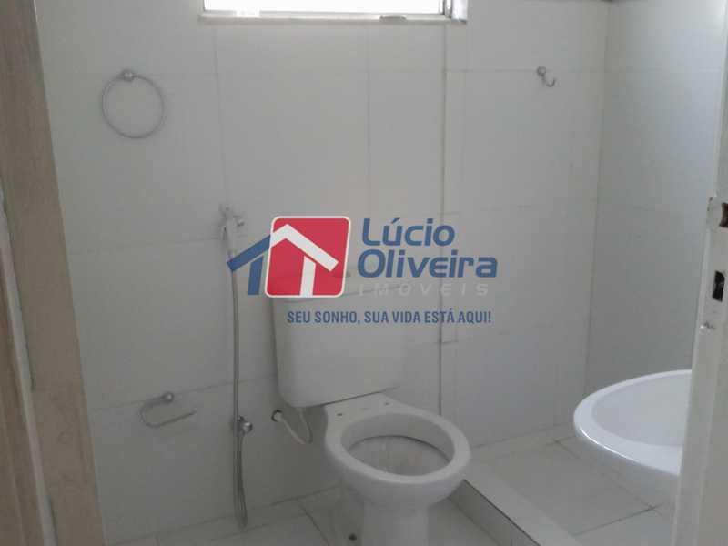 12-Banheiro social - Apartamento à venda Rua Manuel Fontenele,Higienópolis, Rio de Janeiro - R$ 190.000 - VPAP21463 - 13