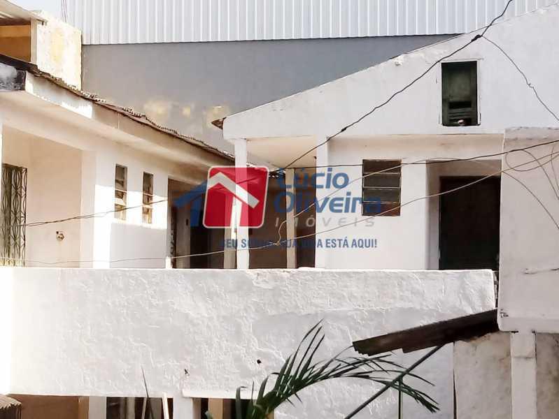 01 - Terreno à venda Rua Porto Rico,Vigário Geral, Rio de Janeiro - R$ 390.000 - VPBF00017 - 1