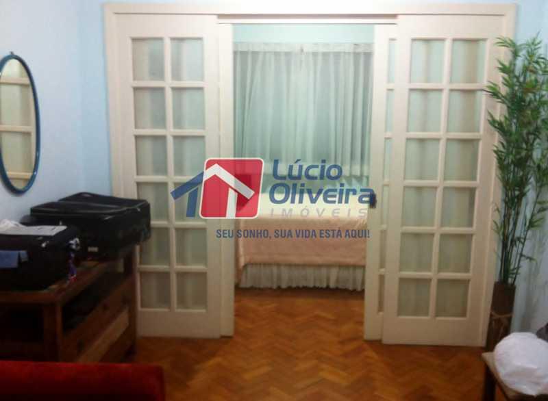 3-Sala para quarto - Apartamento à venda Avenida Nossa Senhora de Copacabana,Copacabana, Rio de Janeiro - R$ 365.000 - VPAP10157 - 5