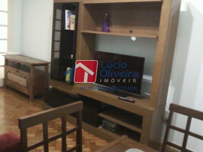4-Sala TV - Apartamento à venda Avenida Nossa Senhora de Copacabana,Copacabana, Rio de Janeiro - R$ 365.000 - VPAP10157 - 6