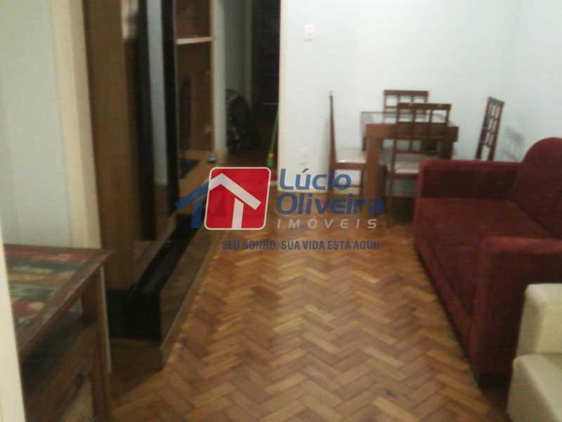 7-Sala estar - Apartamento à venda Avenida Nossa Senhora de Copacabana,Copacabana, Rio de Janeiro - R$ 365.000 - VPAP10157 - 8