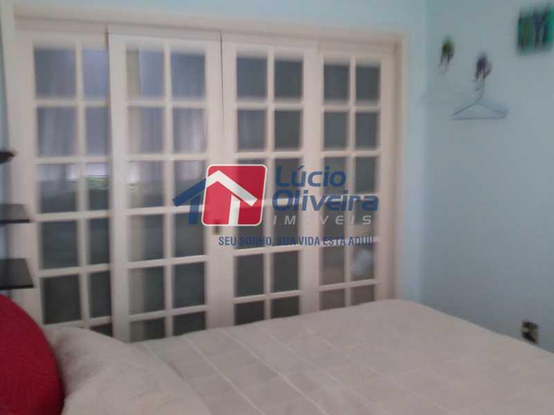 8-Quarto fechado - Apartamento à venda Avenida Nossa Senhora de Copacabana,Copacabana, Rio de Janeiro - R$ 365.000 - VPAP10157 - 9