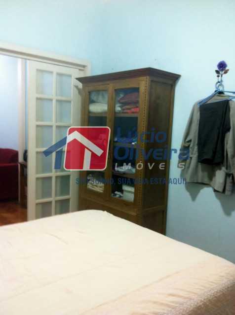 10-Quarto armário - Apartamento à venda Avenida Nossa Senhora de Copacabana,Copacabana, Rio de Janeiro - R$ 365.000 - VPAP10157 - 11
