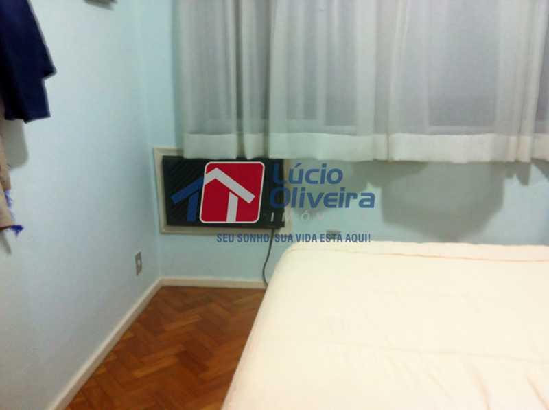 11-Quarto armario... - Apartamento à venda Avenida Nossa Senhora de Copacabana,Copacabana, Rio de Janeiro - R$ 365.000 - VPAP10157 - 12