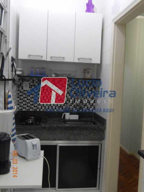 13-Cozinha .. - Apartamento à venda Avenida Nossa Senhora de Copacabana,Copacabana, Rio de Janeiro - R$ 365.000 - VPAP10157 - 14