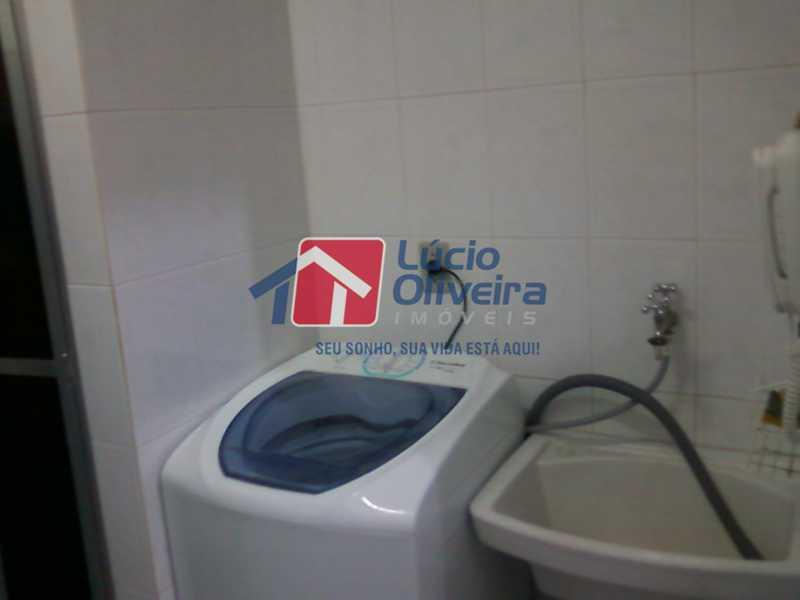 14-Area Serviço - Apartamento à venda Avenida Nossa Senhora de Copacabana,Copacabana, Rio de Janeiro - R$ 365.000 - VPAP10157 - 15