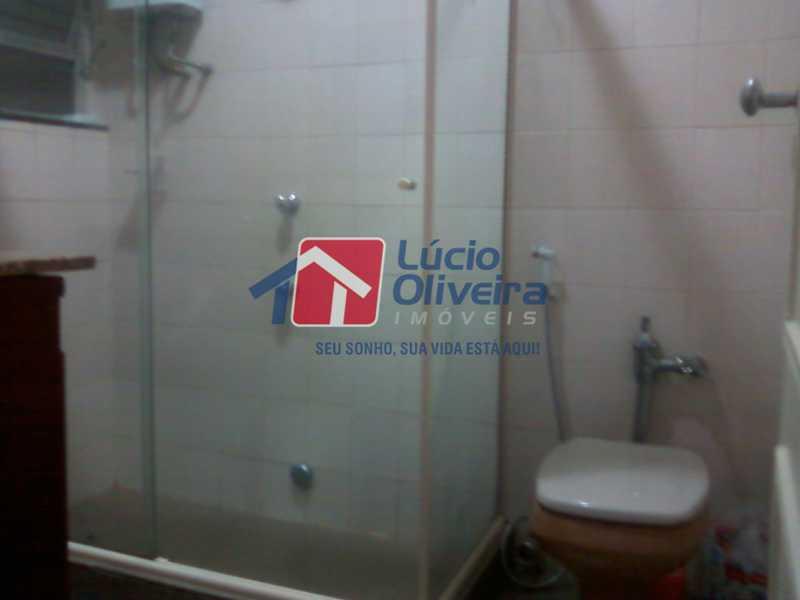 15-Banheiro box blindex - Apartamento à venda Avenida Nossa Senhora de Copacabana,Copacabana, Rio de Janeiro - R$ 365.000 - VPAP10157 - 16
