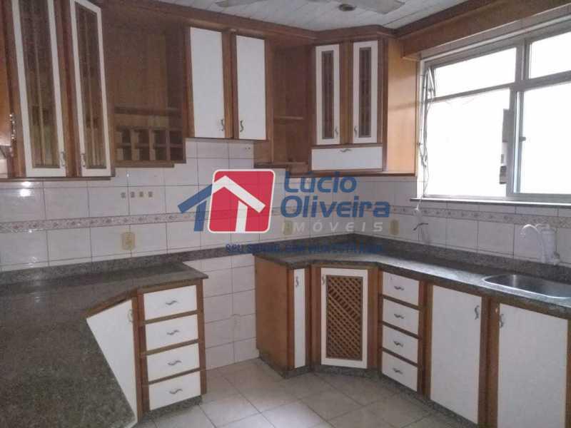 4 Cozinha - Casa à venda Rua Urucara,Irajá, Rio de Janeiro - R$ 270.000 - VPCA20276 - 5