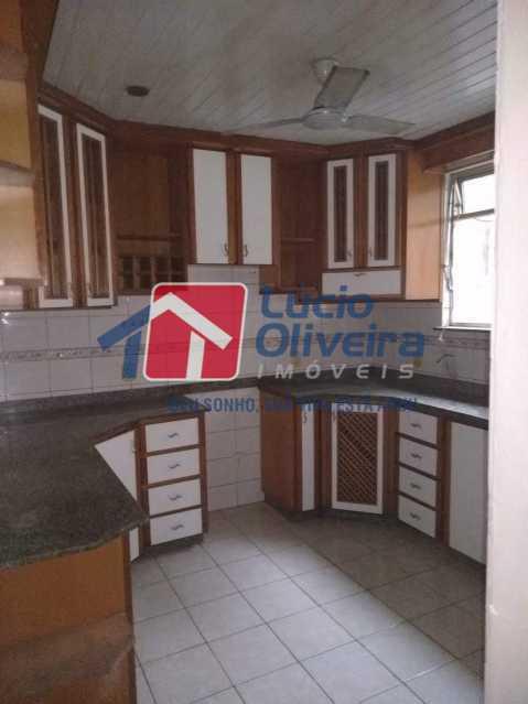 5 Cozinha - Casa à venda Rua Urucara,Irajá, Rio de Janeiro - R$ 270.000 - VPCA20276 - 6