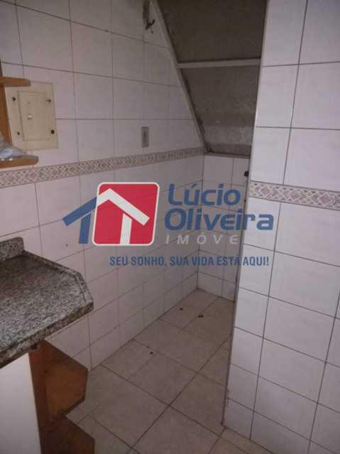 6 Cozinha - Casa à venda Rua Urucara,Irajá, Rio de Janeiro - R$ 270.000 - VPCA20276 - 7