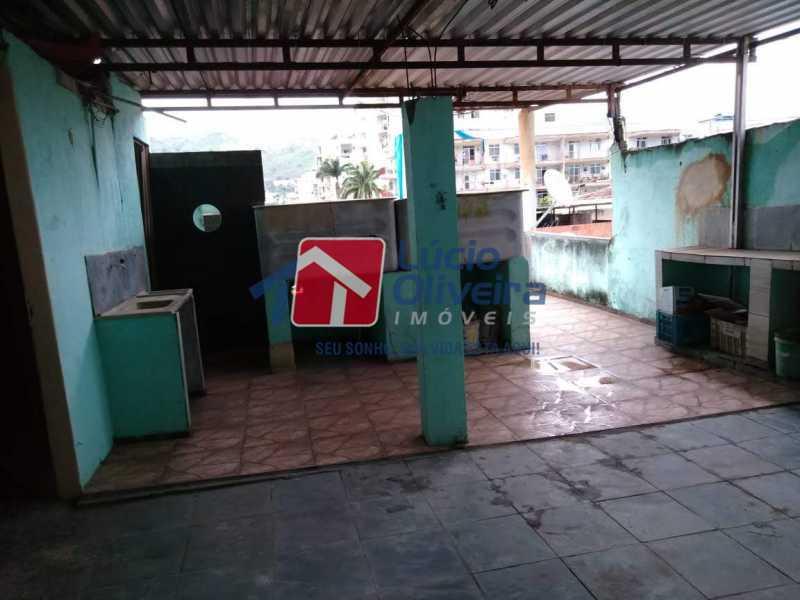 12 Terraço - Casa à venda Rua Urucara,Irajá, Rio de Janeiro - R$ 270.000 - VPCA20276 - 12