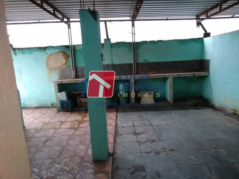 13 Terraço - Casa à venda Rua Urucara,Irajá, Rio de Janeiro - R$ 270.000 - VPCA20276 - 13