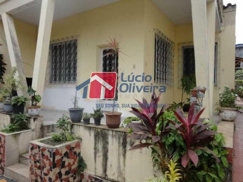02- Fachada - Casa à venda Avenida Ilha das Enxadas,Bancários, Rio de Janeiro - R$ 472.500 - VPCA30205 - 3