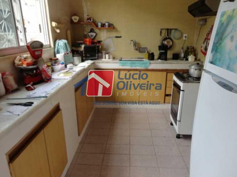 03- Cozinha - Casa à venda Avenida Ilha das Enxadas,Bancários, Rio de Janeiro - R$ 472.500 - VPCA30205 - 4