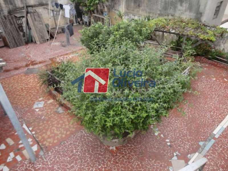 06- Quintal - Casa à venda Avenida Ilha das Enxadas,Bancários, Rio de Janeiro - R$ 472.500 - VPCA30205 - 7