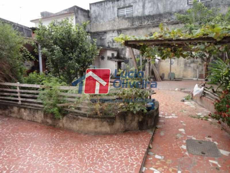 07- Quintal - Casa à venda Avenida Ilha das Enxadas,Bancários, Rio de Janeiro - R$ 472.500 - VPCA30205 - 8