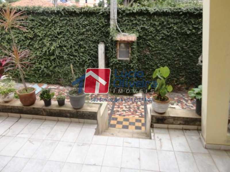 08- Circulação - Casa à venda Avenida Ilha das Enxadas,Bancários, Rio de Janeiro - R$ 472.500 - VPCA30205 - 9