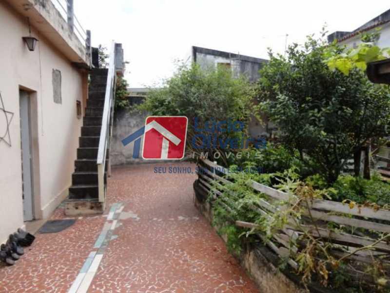 09- Quintal - Casa à venda Avenida Ilha das Enxadas,Bancários, Rio de Janeiro - R$ 472.500 - VPCA30205 - 10