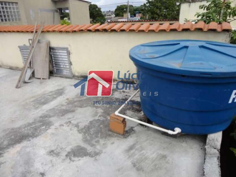 11 - Casa à venda Avenida Ilha das Enxadas,Bancários, Rio de Janeiro - R$ 472.500 - VPCA30205 - 12
