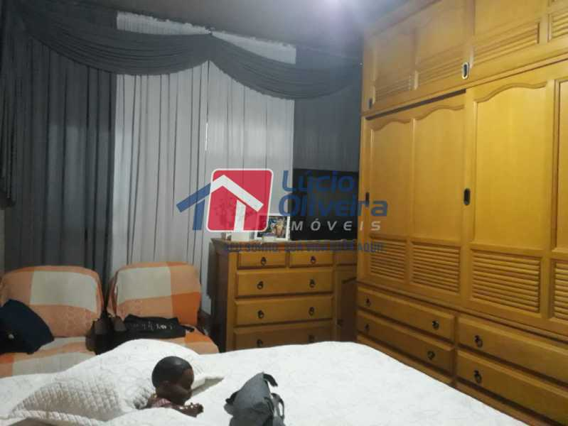 4-Quarto Casal2. - Casa à venda Rua Belisário Pena,Penha, Rio de Janeiro - R$ 490.000 - VPCA30206 - 5