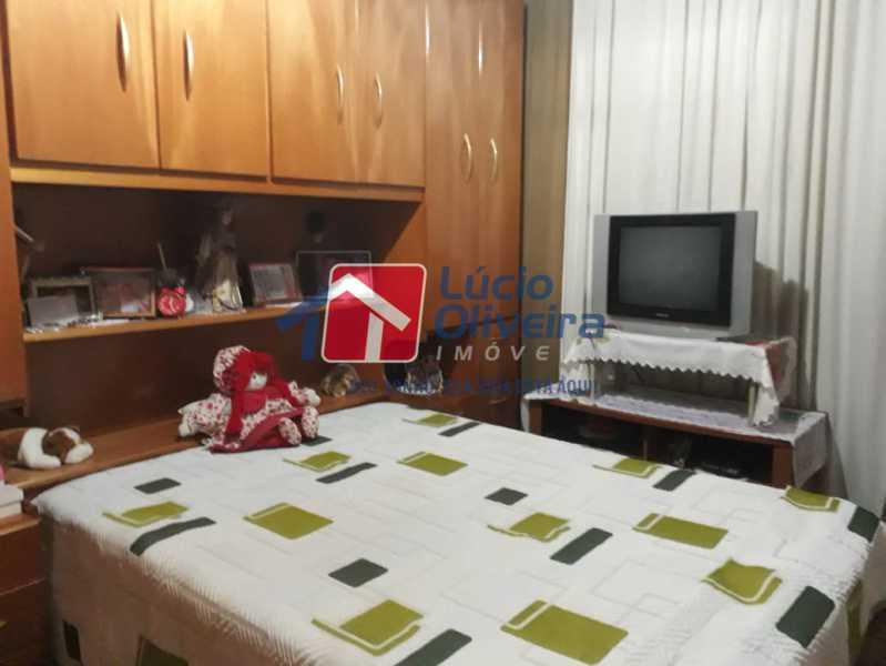 6-Quarto Casal armarios. - Casa à venda Rua Belisário Pena,Penha, Rio de Janeiro - R$ 490.000 - VPCA30206 - 7