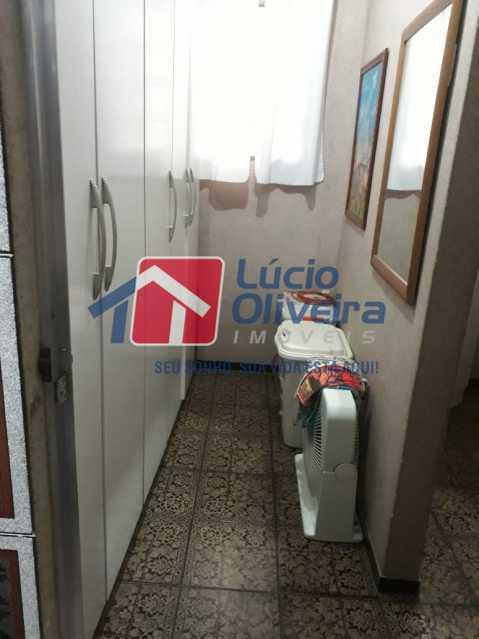 7-Espaço closet. - Casa à venda Rua Belisário Pena,Penha, Rio de Janeiro - R$ 490.000 - VPCA30206 - 8