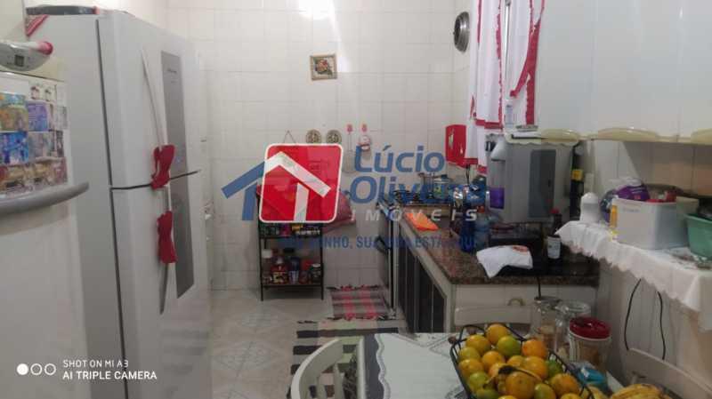 8-Cozinha. - Casa à venda Rua Belisário Pena,Penha, Rio de Janeiro - R$ 490.000 - VPCA30206 - 9