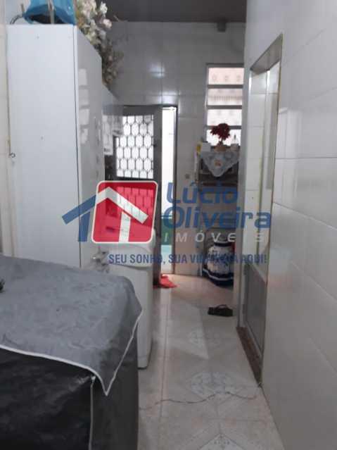 10-Area e lavanderia. - Casa à venda Rua Belisário Pena,Penha, Rio de Janeiro - R$ 490.000 - VPCA30206 - 11