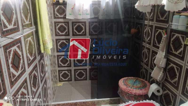 12-Banheiro Social. - Casa à venda Rua Belisário Pena,Penha, Rio de Janeiro - R$ 490.000 - VPCA30206 - 13