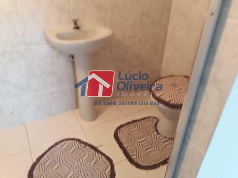 14-Banheiro terraço. - Casa à venda Rua Belisário Pena,Penha, Rio de Janeiro - R$ 490.000 - VPCA30206 - 15