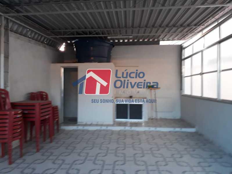 15-Terraço 2 com banheiro. - Casa à venda Rua Belisário Pena,Penha, Rio de Janeiro - R$ 490.000 - VPCA30206 - 16