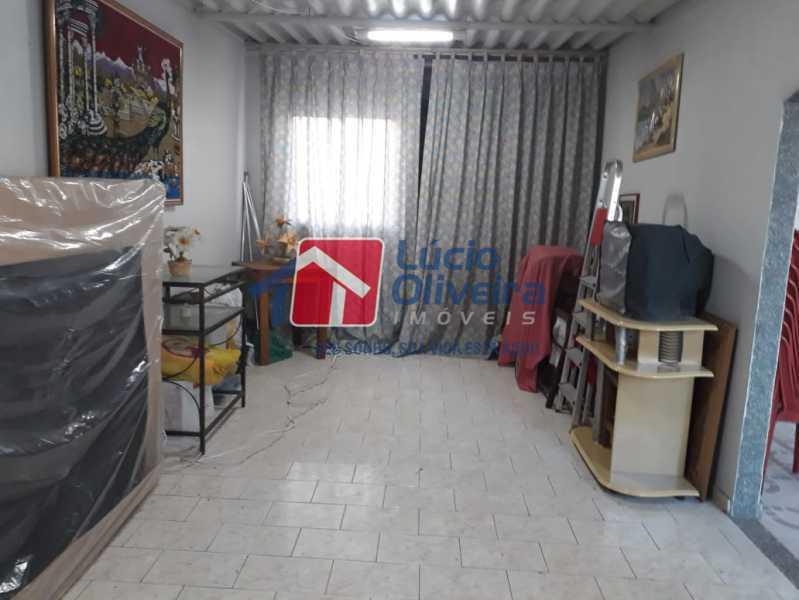 17-Terraço1. - Casa à venda Rua Belisário Pena,Penha, Rio de Janeiro - R$ 490.000 - VPCA30206 - 18