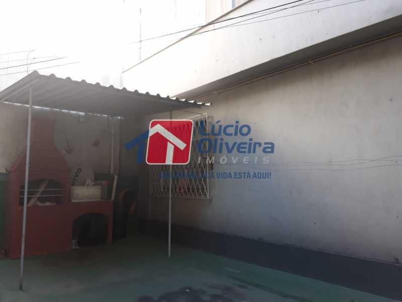18-Churrasqueira. - Casa à venda Rua Belisário Pena,Penha, Rio de Janeiro - R$ 490.000 - VPCA30206 - 19