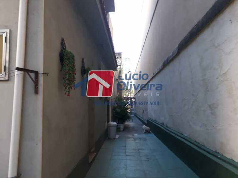 19-Lateral Casa. - Casa à venda Rua Belisário Pena,Penha, Rio de Janeiro - R$ 490.000 - VPCA30206 - 20