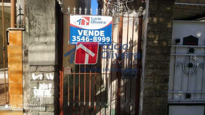 20-Placa Portao. - Casa à venda Rua Belisário Pena,Penha, Rio de Janeiro - R$ 490.000 - VPCA30206 - 21