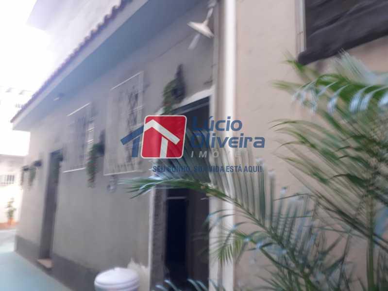 21-Frente Casa. - Casa à venda Rua Belisário Pena,Penha, Rio de Janeiro - R$ 490.000 - VPCA30206 - 22