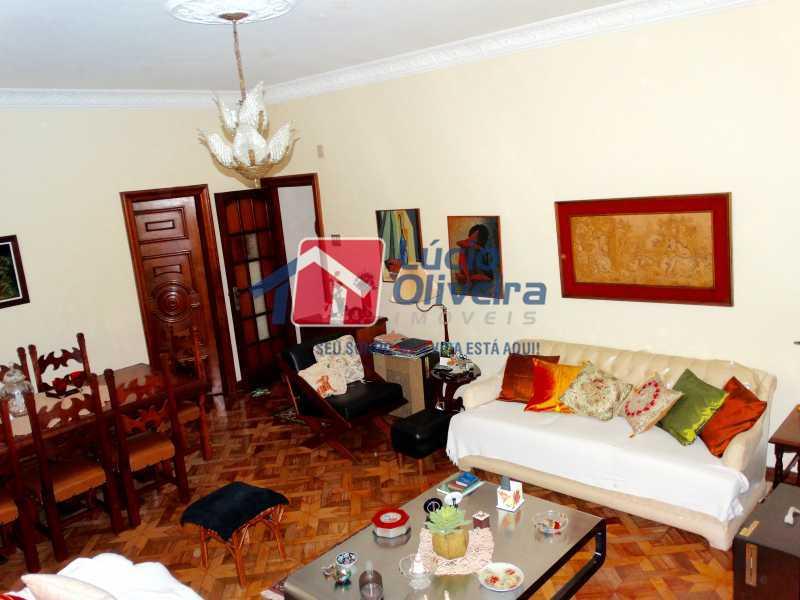 2-Sala.. - Apartamento à venda Rua João Alfredo,Tijuca, Rio de Janeiro - R$ 750.000 - VPAP50003 - 3
